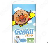 Трусики-подгузники Nepia Genki Big (12+ кг)