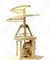 Конструктор деревянный Bradex «Воздушный винт. Леонардо Да Винчи»