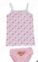 Комплект нижнего белья для девочки: топ и трусы Minions. I Only Have Eye 4U