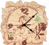 Часы для бани Банные штучки «Час бане подаришь, три к жизни прибавишь» 32364