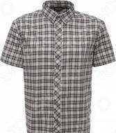 Рубашка Finn Flare S15-22015. Цвет: темно-серый