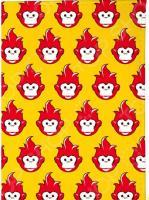 Визитница Mitya Veselkov «Много огненных обезьян»