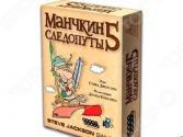 Игра настольная Мир Хобби «Манчкин 5. Следопуты»