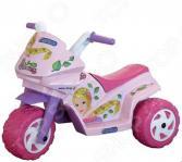 Мотоцикл детский электрический Peg-Perego Raider Mini Princess