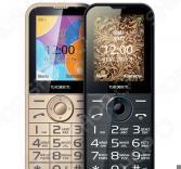 Мобильный телефон для пожилых людей Texet TM-B330