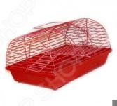 Клетка для грызунов ZOOmark полукруглая. В ассортименте