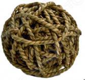 Игрушка для грызунов Beeztees «Соломенный мяч»