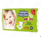 Подгузники Helen Harper Soft Dry maxi (9-18 кг)