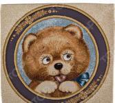 Наволочка «Портрет. Щенок Чау» 550-229