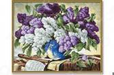 Набор для рисования по номерам Schipper «Сирень в вазе»