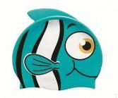 Шапочка для плавания детская ATEMI FC100
