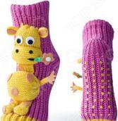 Носки с игрушкой HOBBY LINE «Жираф»