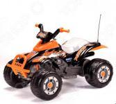 Квадроцикл детский электрический Peg-Perego Corral T-Rex