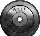 Диск обрезиненный ATLET MB