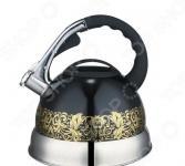 Чайник со свистком Bekker WR-5019