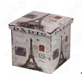 Пуф-короб для хранения Miolla Paris