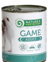 Корм консервированный для собак Nature's Protection Adult Game «Дичь»