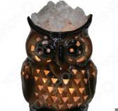 Лампа солевая Ваше здоровье «Совенок»