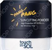 Пудра для лица рассыпчатая touch in SOL Pang Pang Sun SPF45 PA+++