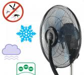 Вентилятор Rovus «Ультралюкс» 5 в 1