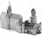 Модель замка Нойшванштайн сборная Metalworks «Замок Нойшванштайн»
