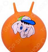 Мяч-попрыгун Star Fit GB-401 «Слоненок» с рожками