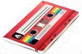 Записная книжка Balvi Record. Цвет: красный
