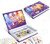Набор игровой на магнитах 1 Toy «Диско»