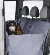 Накидка в багажник защитная для перевозки собак и грузов Comfort Address DAF-045