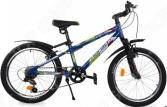 Велосипед горный подростковый Meratti Juvenile20 2016 года