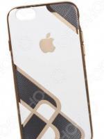 Чехол для телефона TPU для iPhone 6/6s «Яблоко»