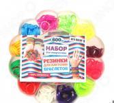 Набор резиночек для плетения Mitya Veselkov «Цветок»