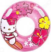 Круг надувной Intex Hello Kitty