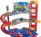 Трек гоночный Dave Toy «Парковочная башня»