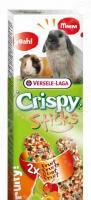 Лакомство для кроликов и морских свинок Versele-Laga Crispy «Палочки с фруктами»