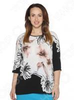 Блуза Лауме-Лайн «Ингрит». Цвет: белый