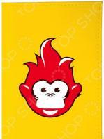 Визитница Mitya Veselkov «Огненная обезьяна»