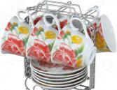 Чайный набор Rosenberg «Цветочное наслаждение»