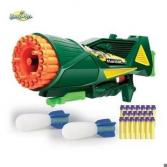 Бластер - пулемет Buzz bee с ракетой