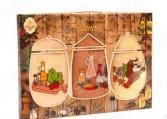 Комплект из 3-х кухонных полотенец Dinosti «Пряности»