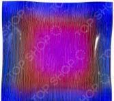 Блюдо сервировочное OlAff «Синева» TXY-HP70-19-19