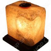Лампа солевая Ваше здоровье «Аромат любви»