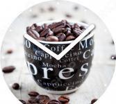 Часы настенные Innova «Зерна кофе» W09669