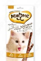 Лакомство для кошек Мнямс с цыпленком и уткой