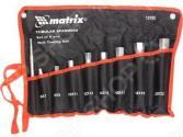 Набор ключей трубчатых торцевых MATRIX: 7 предметов
