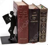 Держатель для книг Balvi The Reader