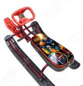 Снегокат детский ТИМКА «Спорт 2. Робот»