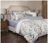 Комплект постельного белья Santalino «Гармоника». Семейный