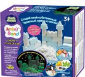 Набор для лепки из песка Doner Land Angel Sand Castle Creator Set -GLOW