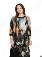 Платье Лауме-Лайн «Прекрасная жизнь». Цвет: черный